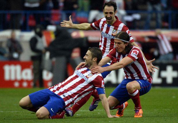 """La reacciones del Atlético 2-2 Real Madrid: """"Hay mil penaltis que no se pitan"""""""
