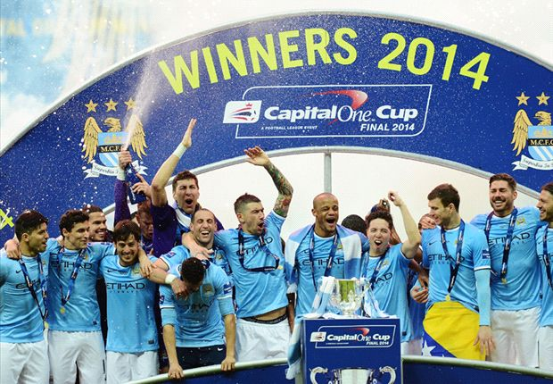 Capital One Cup Team of the Tournament: Dzeko & Negredo star after Manchester City's victory at Wembley