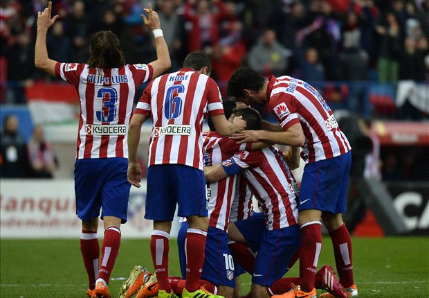 Atletico title hopes still alive, declares Simeone