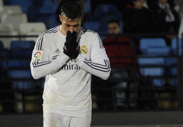 Real Murcia 1-0 Real Madrid Castilla:Crónica de un descenso anunciado