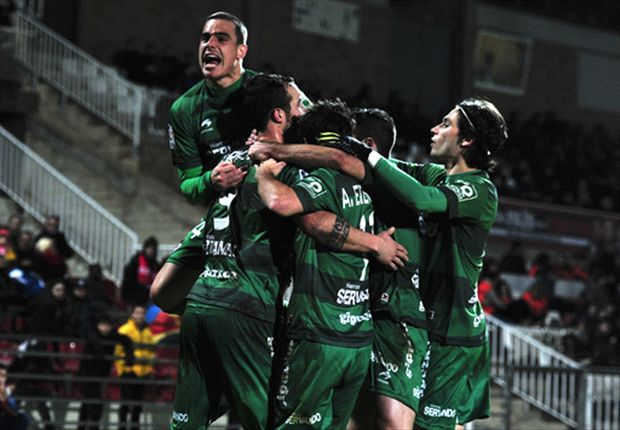Eibar seal stunning promotion to La Liga