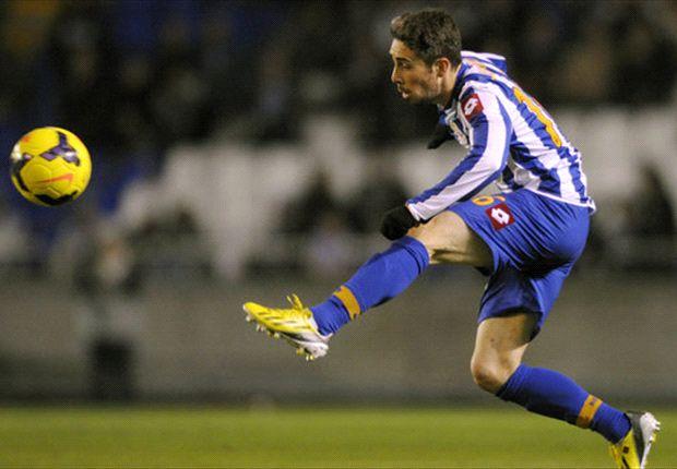 Deportivo 2-2 Rayo: Isaac Cuenca rasca un punto