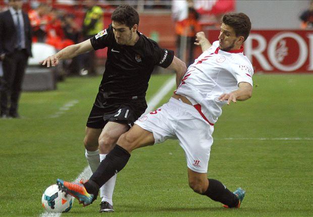 Sevilla 1-0 Real Sociedad: Kevin Gameiro se vistió de Kanouté