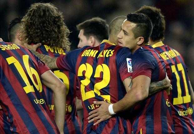 'It's been a long week for Barcelona' - Zubizarreta