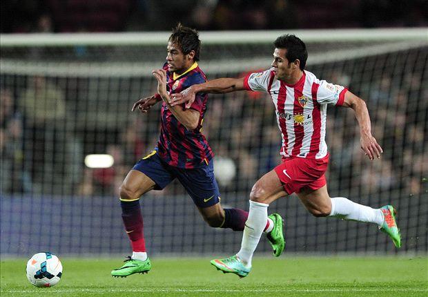 Las reacciones del Barcelona 4-1 Almería