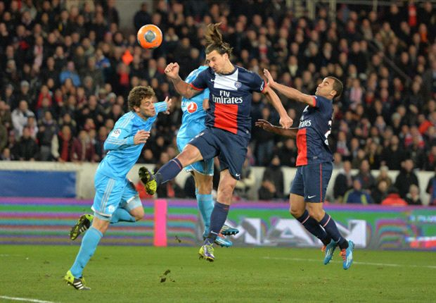 Ibra eclipsed as Maxwell leads PSG's Brazilian job on Marseille