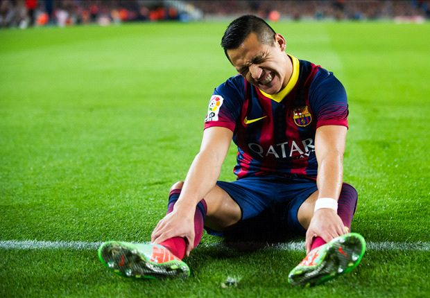 Alexis: Barcelona still aiming for treble