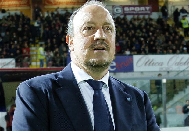 Rafa Benitez a muso duro con Hamsik