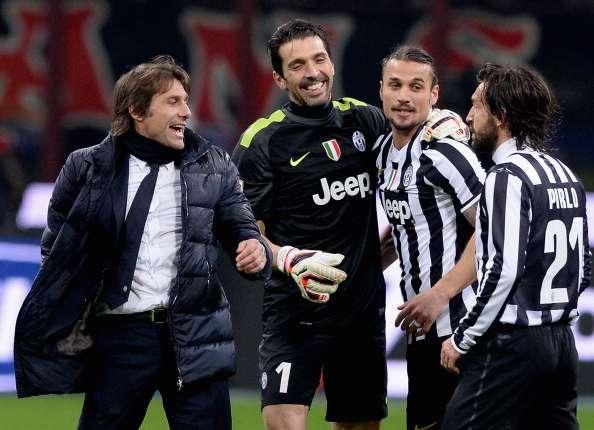 Buffon: Conte's resignation a big loss to Juventus