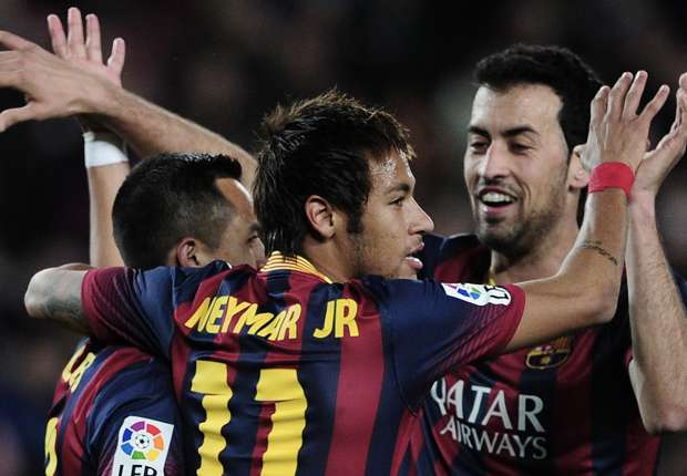 Barca must improve to catch Madrid, says Busquets