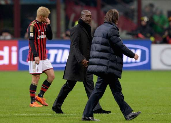 'Milan are getting there' - Seedorf pleased despite defeat
