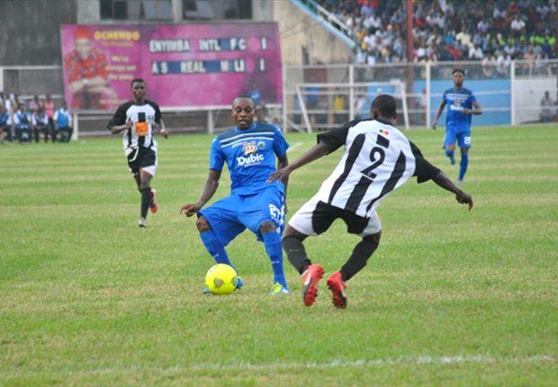 Enyimba crash to AS Real Bamako in Aba