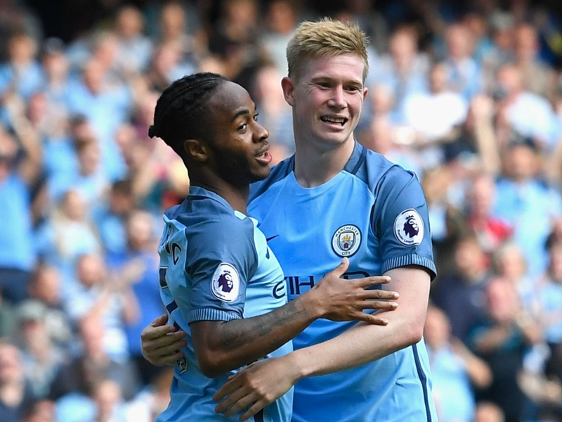 "Man City, Sterling : ""Guardiola donne confiance"""