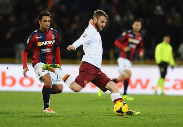 De Rossi left out of Italy squad