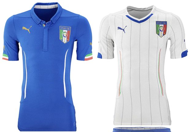 374909 heroa - PUMA unveils Italy 2014 World Cup kit