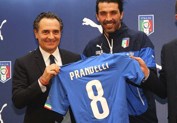 Prandelli 'convinced' Italy will face Spain at World Cup