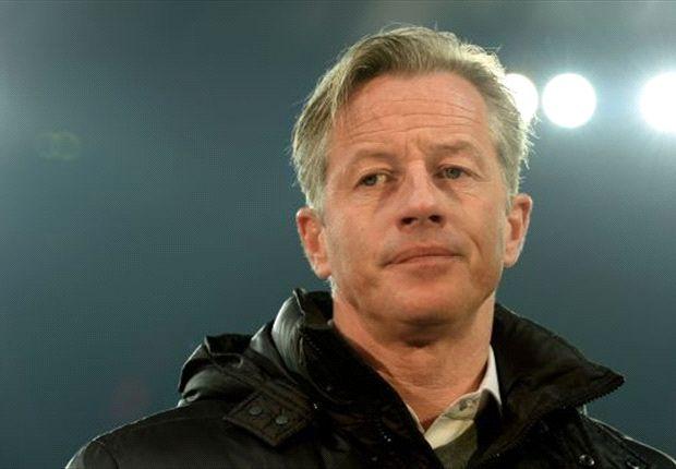 Jens Keller hat mit seinem FC Schalke 04 eine Horrorwoche hinter sich