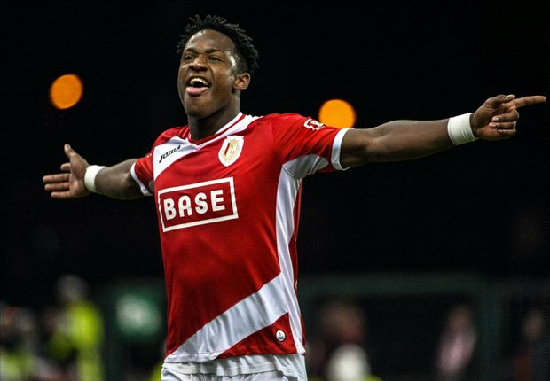 Standard Liege striker Batshuayi keen on Arsenal move