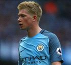 De Bruyne doubtful for Barca clash