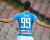 Milik si riprende il Napoli: titolare col Crotone?
