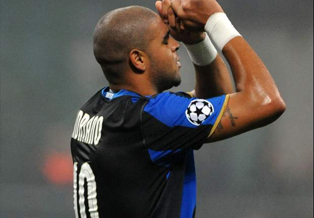Inter's Adriano Antics Revealed - Report