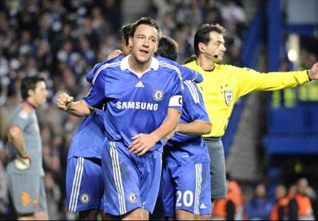John Terry Laments Scolari's Sacking By Chelsea