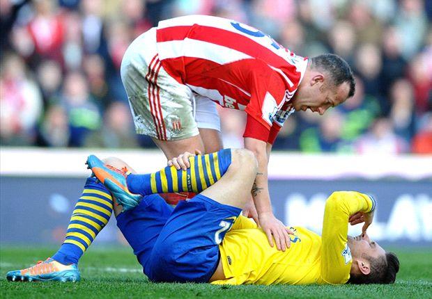 Stoke midfielder Adam has appeal rejected