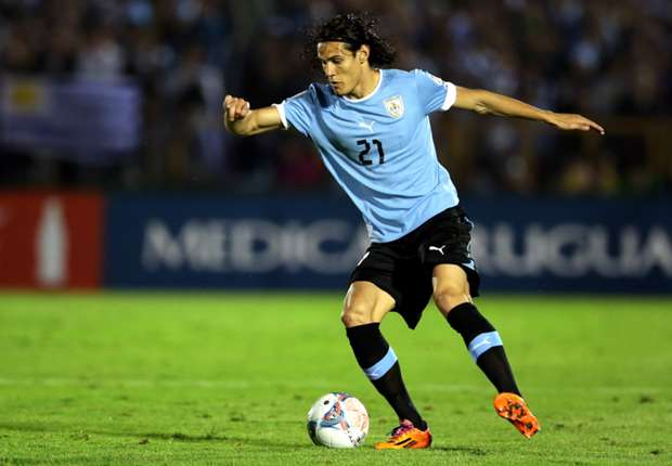 Cavani has mind on World Cup, says Blanc