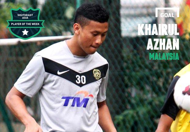 Southeast Asia Player of the Week: Khairul Azhan