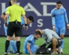 Lampard sidelined by calf injury