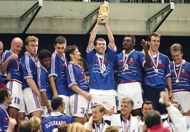 Bergkamp, Zidane & more: Vote for your favourite World Cup 1998 moment