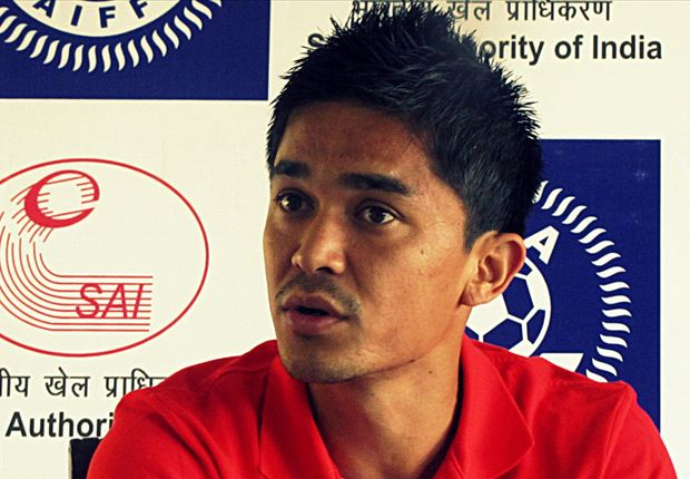 Chhetri scored India's consolation as Koevermans needs to worry ahead of Incheon Games