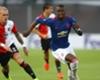 'Pogba screamed at team-mates'