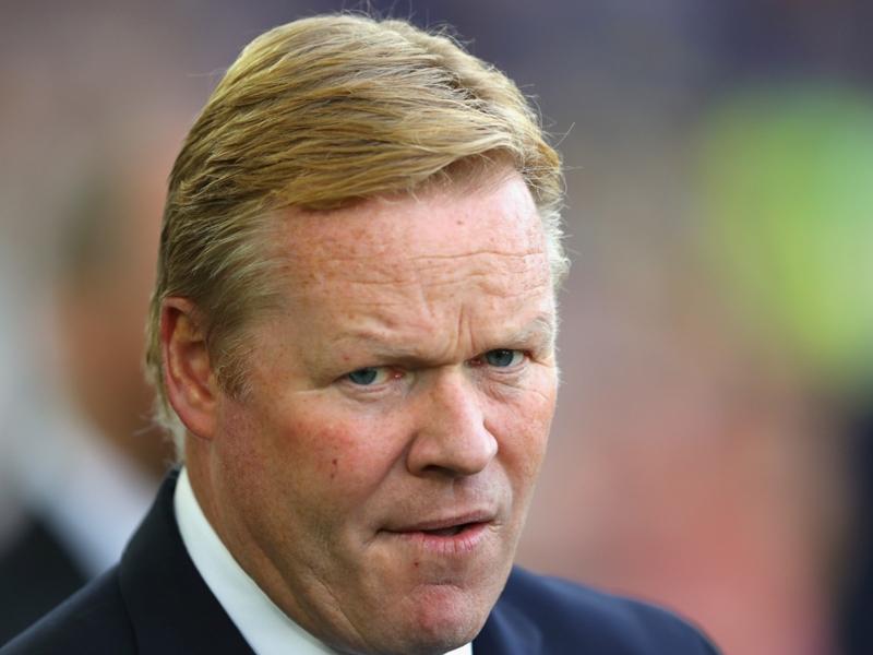 """Everton, Koeman smentisce le voci su un arrivo di Hart: """"Felice dei miei portieri"""""""