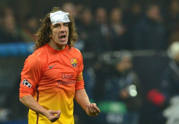 Puyol is football's last pure defender