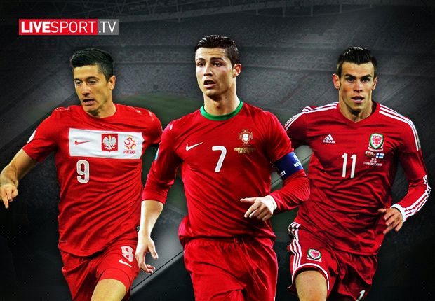 Watch 2014 football internationals and qualifiers for FREE!