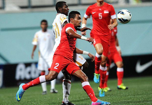 Live telecast of Oman vs Singapore