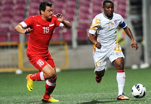 Singapore out to impress against Oman