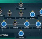 O melhor time da história de Atlético-MG e Cruzeiro
