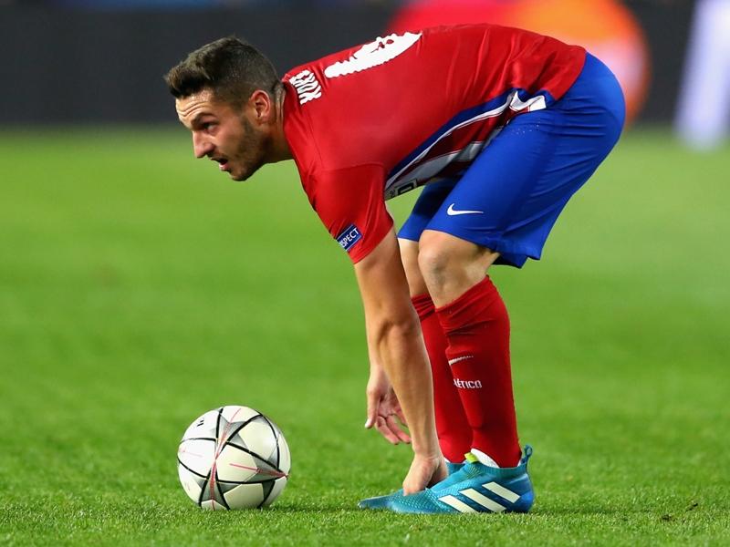 """Atlético Madrid, Koke : """"Nous rêvons de la Ligue des champions"""""""