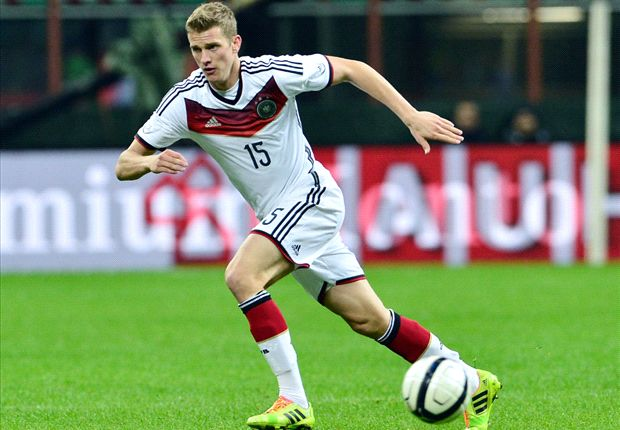 Lars Bender ruled out of World Cup