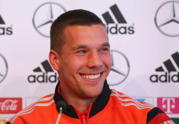Podolski does not fear Germany axe for World Cup