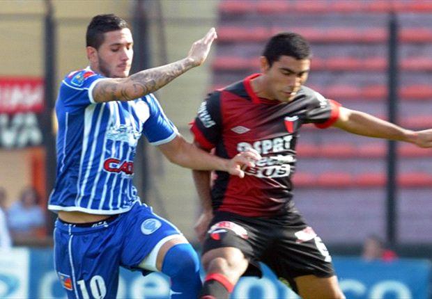 Torneo Final: Colón y Godoy Cruz igualaron 1-1