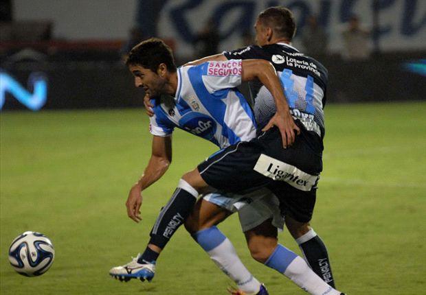 Torneo Final: Gimnasia 1-1 Atlético de Rafaela