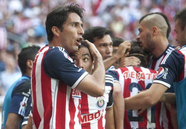 Liga Bancomer Mx: Atlas 1-1 Chivas I Reparten unidades