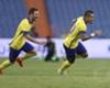Ayala debutó con un gol en Arabia