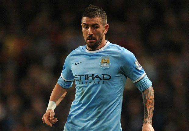 Kolarov considered leaving Manchester City