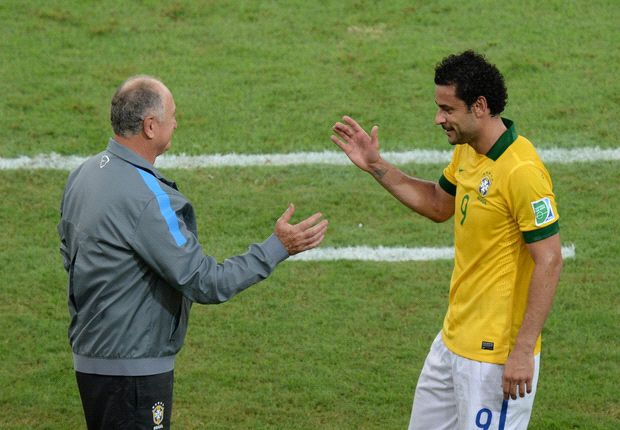 Fred finds his faith, but Scolari never lost his