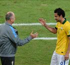 Fred finding his faith, Scolari never lost his