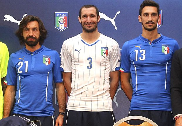 Chiellini: Spain is a vital test for us